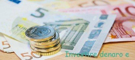 Investire denaro nel 2016