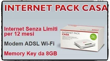 Internet Pack casa