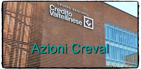 Azioni Creval
