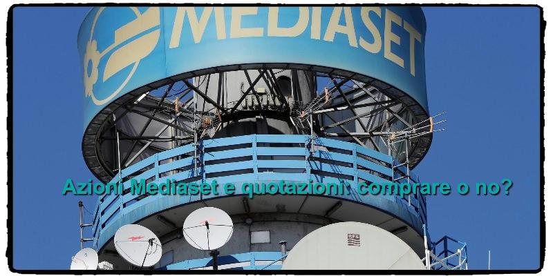 Azioni Mediaset