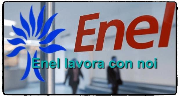 Enel lavora con noi