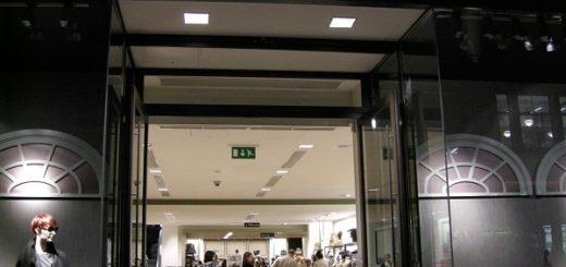 Zara lavora con noi: assunzioni nei negozi