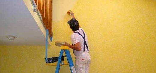 Come dipingere casa da soli