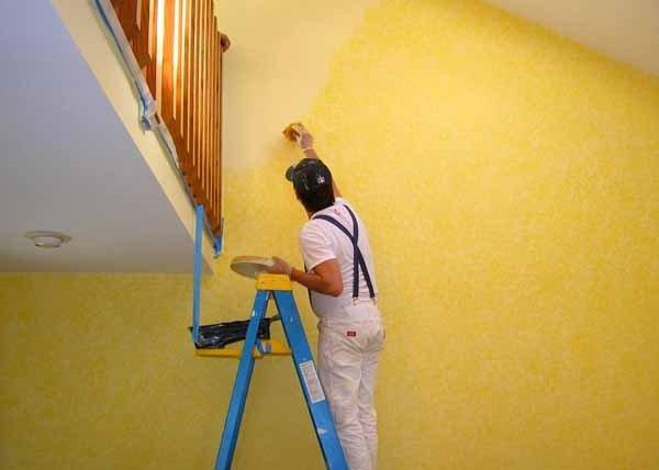 Come pitturare dipingere e imbiancare casa da soli la guida